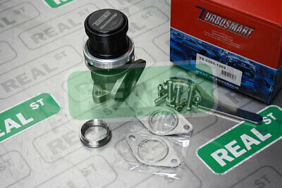 Turbosmart WG38HP Ultra gate 38mm External Wastegate 35psi Black TS-0501-1202