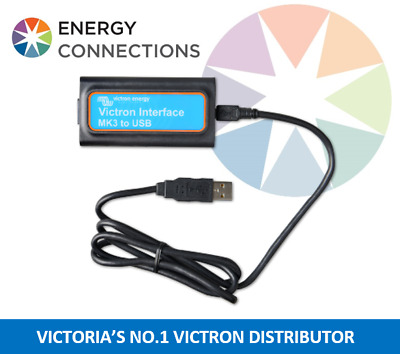 VICTRON INTERFACE MK3 USB programming cable
