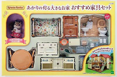 JP Sylvanian Families SE-189 Recommended Furniture Set for Large House