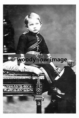 rp4594 - Young Prince Arthur of Connaught - photograph 6x4