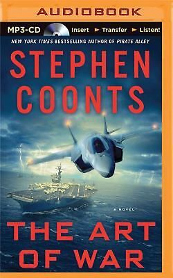 The Art of War by Stephen Coonts MP3 CD Book (English)