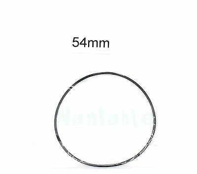 54mm Rubber Drive Belt Replacement Part for Cassette Tape Deck Recorder