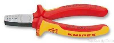 VDE CRIMP PLIERS, FERRULES 0.25-2.5MM2, Part # 97 68 145 A