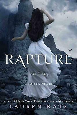Rapture by Lauren Kate (English) Hardcover Book Free Shipping!