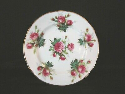 Hammersley  - Grandmother's Rose - Salad Plate