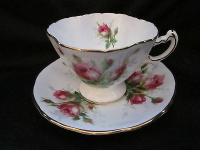 Hammersley  - Grandmother's Rose - Cup & Saucer