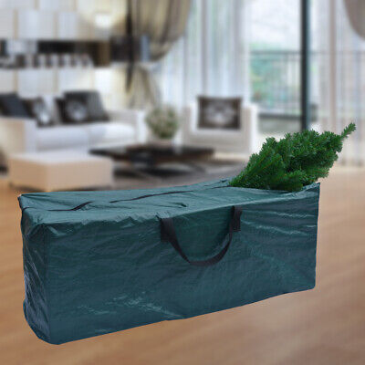 New Heavy Duty Large Christmas Tree Storage Bag Holiday w Handles Up to 8ft Tree