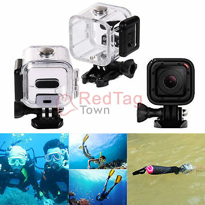 45M Underwater Waterproof Diving Housing Case Cover for Gopro Hero 4 Session