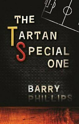 The Tartan Special One by Barry Phillips Book The Cheap Fast Free Post