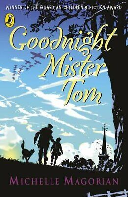 Goodnight Mister Tom by Magorian, Michelle Paperback Book The Cheap Fast Free