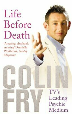 Life Before Death by Fry, Colin Paperback Book The Cheap Fast Free Post