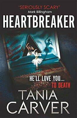 Heartbreaker (Brennan and Esposito), Carver, Tania Book The Cheap Fast Free Post