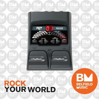 Digitech RP55 Multi Effects Guitar FX Floor Processor RP-55 - BNIB - BM