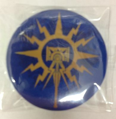ML Badge Warhammer Games Workshop Age of Sigmar Stormcast Space Marine Pin