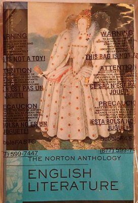 The Norton Anthology of English Literature: Eighth Edition, Volume 1 Book The