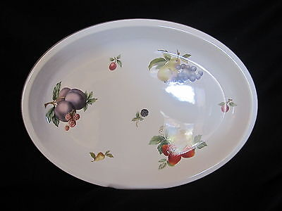 Wedgwood - FRUIT SPRAYS - Oval Platter - BRAND NEW