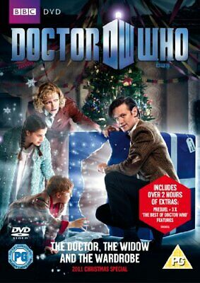Doctor Who: The Doctor, the Widow and the Wardrobe, 2011 Christma... - DVD  66VG