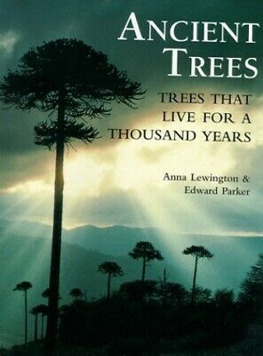 ANCIENT TREES by Parker, Edward Hardback Book The Cheap Fast Free Post