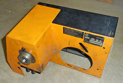 Emco Compact 5 Manual Lathe Spindle w/ Cowling & Pulley Door   1220C5