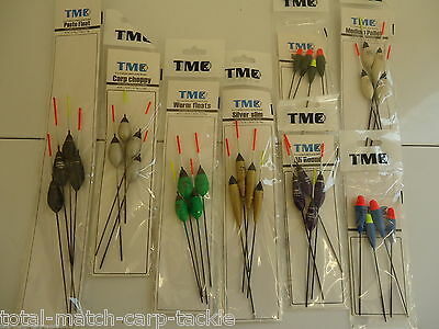 Carbon stem pole Fishing floats. Dibbers, Carp, silver, Carp, coarse,