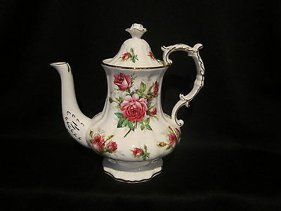 Hammersley  - Grandmother's Rose - Coffeepot