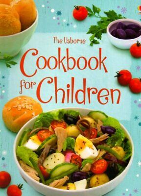 The Cookbook for Children (Cookbooks) by Patchett, Fiona Spiral bound Book The