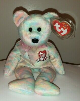 Ty Beanie Baby ~ CELEBRATE the Bear ~ MINT with MINT TAGS ~ RETIRED