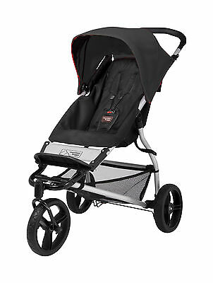 Mountain Buggy 2013 Evolution Mini Single Stroller in Black Brand New!!