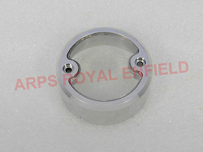 New Royal Enfield Bullet Contact Brake Point Distributor Cover Transparent