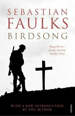 Birdsong by Faulks, Sebastian Paperback Book The Cheap Fast Free Post