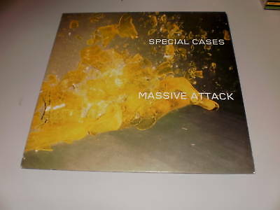 Massive Attack - Special Cases - Yellow Label Lp Virgin Records 2003 - Vst 1939