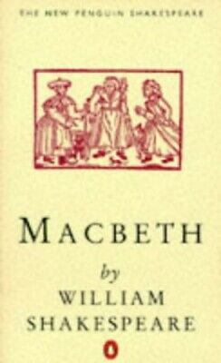 Macbeth (New Penguin Shakespeare) by Shakespeare, William Paperback Book The