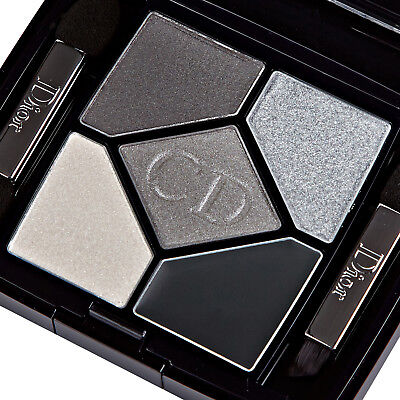 Dior 5 Couleurs All In One Artistry Grey Eyeshadow Palette 008 Smoky Design 4.4g