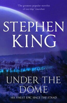 Under the Dome, King, Stephen Hardback Book The Cheap Fast Free Post