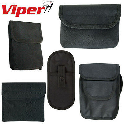 Viper Tactical Security Pouches – Speedcuff, Patrol, Notebook, Glove, Duty Pouch