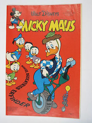 Micky Maus 1962/40  Originalheft vom 6.10.62  in Z (1-2). 62413