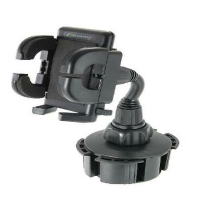 Bracketron UCH-101-BL Universal Cup-It II Mount W/ Grip- For GPS Vehicle New