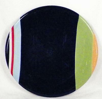 Sonoma Home Color Fest Cobalt Blue Salad Plate Round Pottery Dinnerware As Is