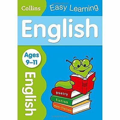 English Ages 9-11 (Collins Easy Learning KS2) - Paperback NEW Collins Easy Le 20