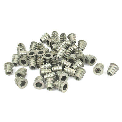 nuts qty 50 M5x10mm Yellow Zinc Plated Philips Serrated Flange Hex Head Bolt