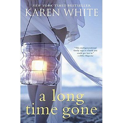 A Long Time Gone - Paperback NEW Karen White(Aut 2015-04-07