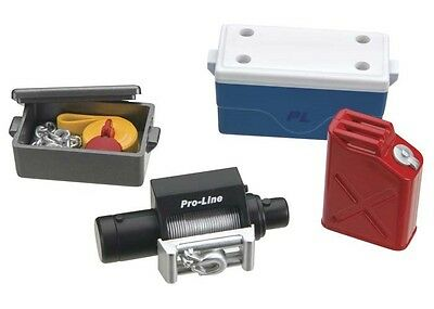 Pro-Line 6040-00 1/10 Scale Accessory Set (#1) Cooler / Gas Can