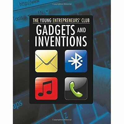 Young Entrepreneurs Club: Gadgets and Inventions - Mike Hobbs (Aut NEW Paperback
