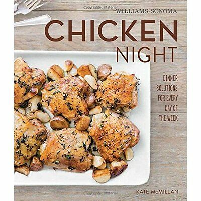 Chicken Night - Hardcover NEW Kate McMillan(A 2014-10-30