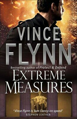 Extreme Measures by Flynn, Vince Paperback Book The Cheap Fast Free Post