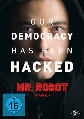 Mr. Robot - Die komplette Season/Staffel 1 # 3-DVD-BOX-NEU