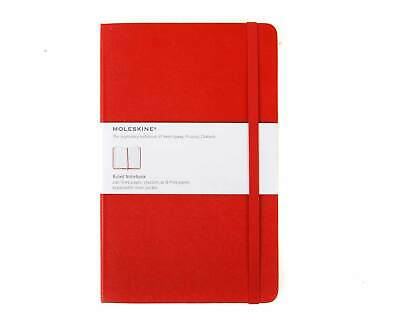 Moleskine Notebook Large Ruled 210x130mm 240 Pages