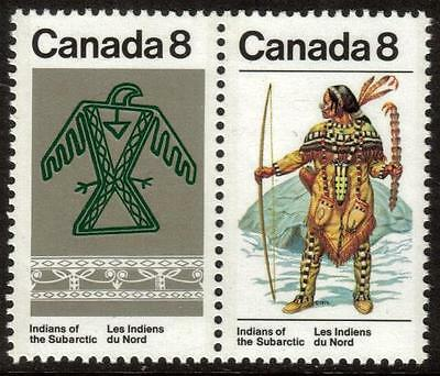 Canada MNH 1975 Canadian Indians