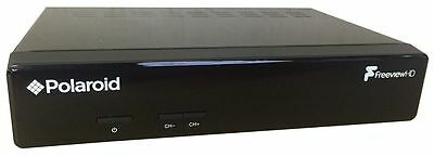 Freeview Hd Set Top Box Receiver Hd Channels, 7 Day Epg Scart Hdmi Pvr Recording