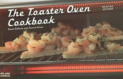 The Toaster Oven Cookbook by David DiResta Paperback Book (English)